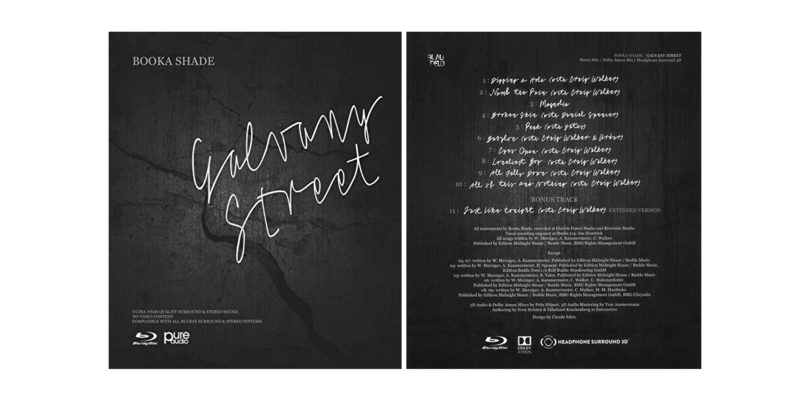 """Elektronische Musik in Dolby Atmos: Booka Shade kommen mit """"Galvany Street"""""""