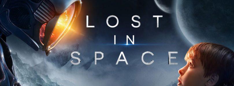 """Netflix: """"Lost in Space"""" mit englischem Atmos-Ton und echtem 4K-Bild"""
