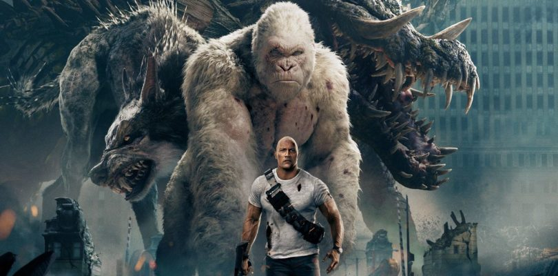"""""""Rampage"""": US-Discs mit Dolby Atmos und Dolby Vision"""