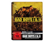 """Bad Boys 1 & 2"": Exklusives 4K-Steelbook jetzt bei Amazon vorbestellbar (Update)"