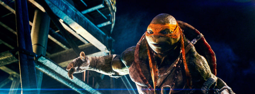 """Teenage Mutant Ninja Turtles"" auf 4K-Blu-ray mit englischem Atmos-Ton"