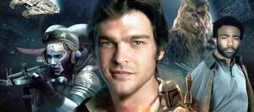 """""""Solo: A Star Wars Story"""": Zavvi startet Vorverkauf der britischen 3D- und 4K-Discs als Steelbook-Editionen"""