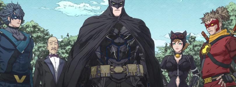 """""""Batman Ninja"""" in 4K mit Dolby Vision neu auf iTunes zum Kaufen und Leihen"""