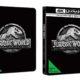 """""""Jurassic World: Das gefallene Königreich"""" als Steelbook auf UHD- und Blu-ray Disc"""