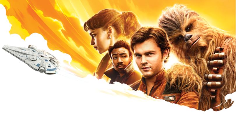 """""""Solo: A Star Wars Story"""": Disney bestätigt englischen Dolby-Atmos-Ton auf 4K-Blu-ray"""