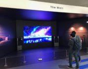 """MicroLED-TV """"The Wall"""" zunächst nur für den B2B-Bereich"""