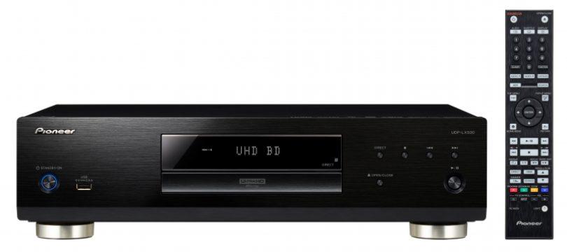 UHD-BD, BD, DVD, SACD und DVD-Audio: Pioneer stellt den Universal Disc Player UDP-LX500 vor