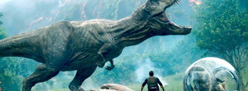 """""""Jurassic World 2"""" mit deutschem und englischem DTS:X-Ton auf Blu-ray, 3D-Blu-ray und UHD-BD"""
