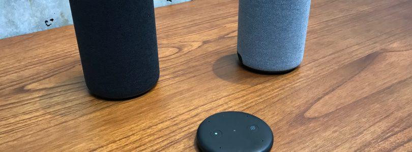 Echo Input: Amazon bringt Sprachassistentin auf alle Lautsprecher