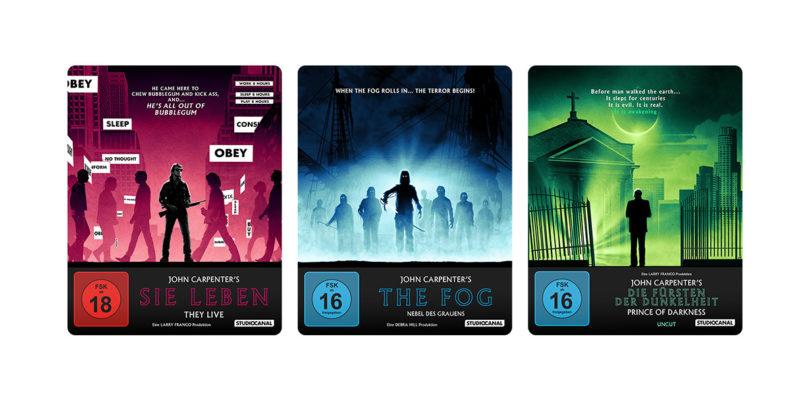John-Carpenter-Klassiker auf 4K-Blu-ray und Blu-ray Disc: StudioCanal äußert sich zu Bild und Ton