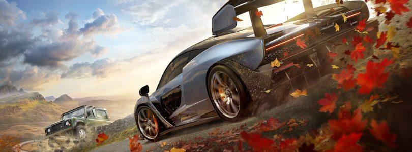 """Xbox One: """"Forza Horizon 4"""" mit Dolby-Atmos-Ton"""