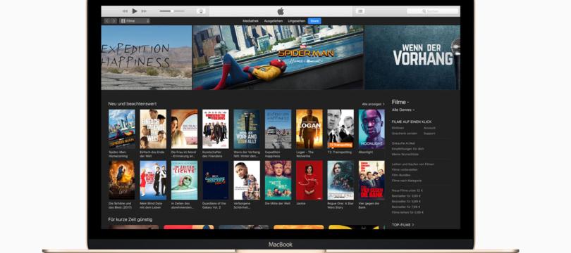 """iTunes: Verschwundene und """"herabgestufte"""" Filme verunsichern Nutzer"""