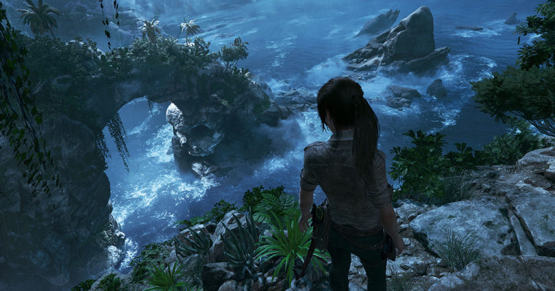 """Xbox One X: """"Shadow Of The Tomb Raider"""" mit 4K oder HFR, HDR und Dolby-Atmos-Ton"""