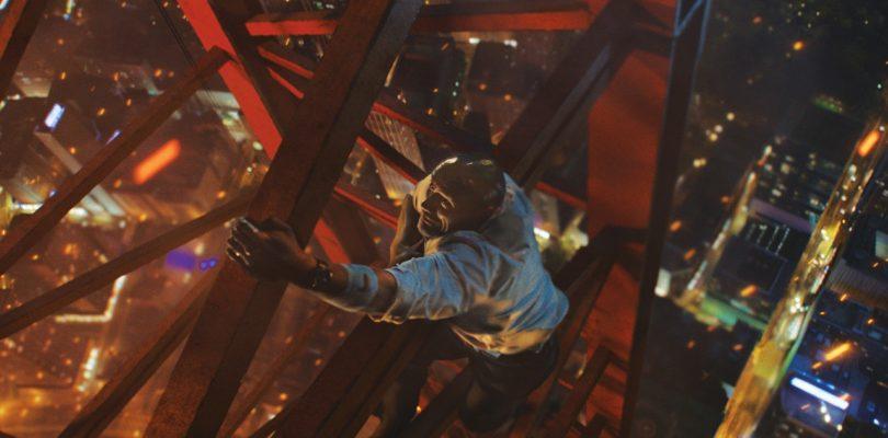 """""""Skyscraper"""" mit deutschem und englischem Atmos-Ton auf Blu-ray, 3D-Blu-ray und 4K-Blu-ray"""