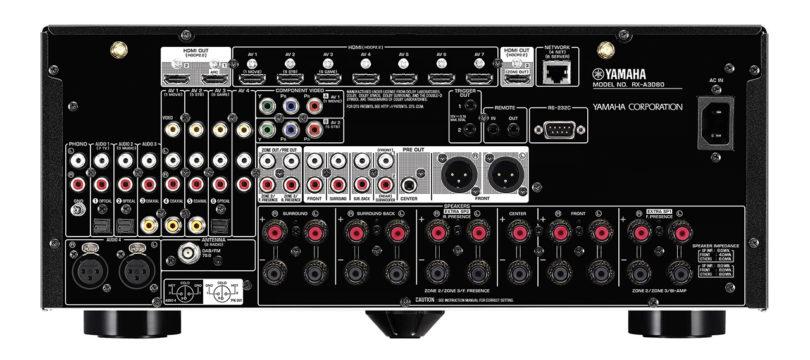 Erfahrungsbericht Yamaha RX-A3080, Teil 2: Surround AI