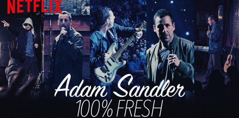 """""""Adam Sandler: 100% Fresh"""": Netflix bringt erste Show mit 3D-Sound"""