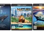 Gleich drei Naturdokumentationen auf 4K-Blu-ray im Januar