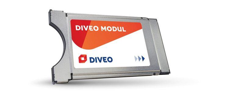 Sat-TV: Erster UHD-Sender bei Diveo