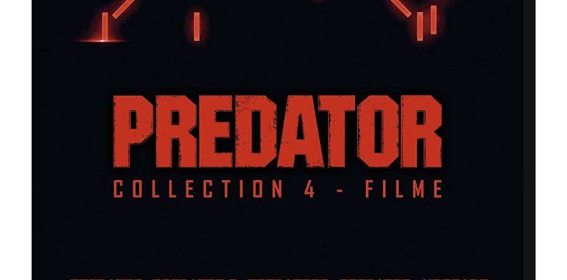 "Predator 1-4: Box inklusive ""Predator: Upgrade"" erscheint Ende Januar"