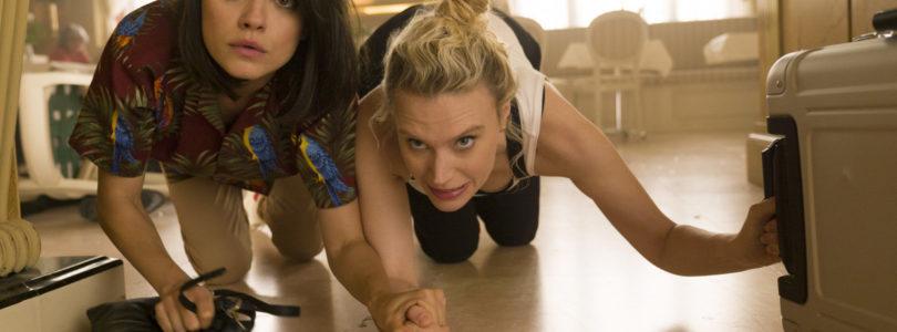 """Bad Spies"": StudioCanal bringt Actionkomödie Anfang Januar auf Blu-ray Disc"