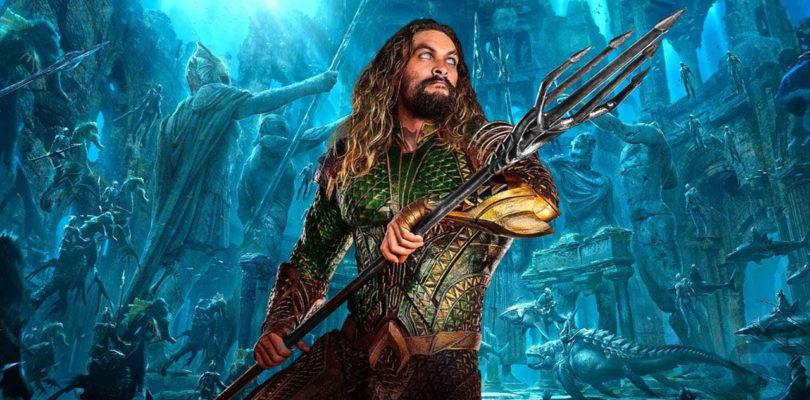 """""""Aquaman"""" auf Blu-ray und 4K-Blu-ray mit deutschen und englischem Atmos-Ton"""