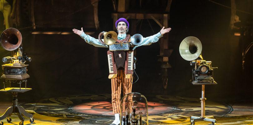 """""""Cirque du Soleil""""-Show in 4K bei Arte"""