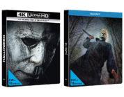 """""""Halloween"""" (2018): Steelbooks von 4K-Blu-ray und Blu-ray Disc im Vorverkauf"""