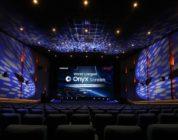 Weltgrößte Kino-Bildwand nimmt ihren Betrieb auf