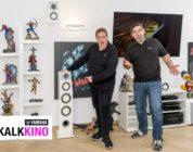 Werbung: Yamaha richtet Oliver Kalkofe Heimkino ein