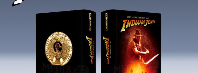 """Paramount nennt UHD-Box von """"Indiana Jones 1-4"""" Schwindel"""