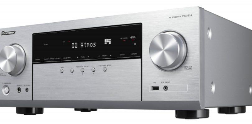 Pioneer: 7.2-Kanal-Receiver VSX-934 für 549 Euro