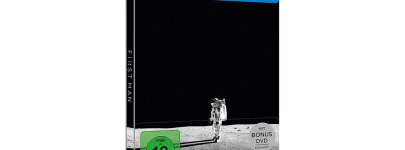 """""""Aufbruch zum Mond"""": Blu-ray Disc auch als Steelbook-Edition"""