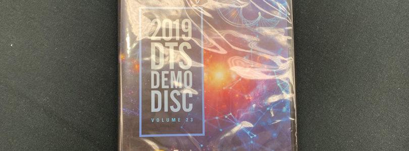 Neue Demo-Disc von DTS