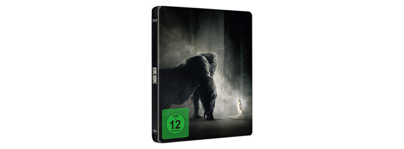 """King Kong"": Steelbook-Edition der 4K-Blu-ray kommt"