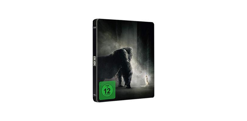 """King Kong"": Steelbook-Edition der 4K-Blu-ray kommt"