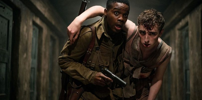 """Operation: Overlord"": Horror-Thriller mit Atmos-Ton"