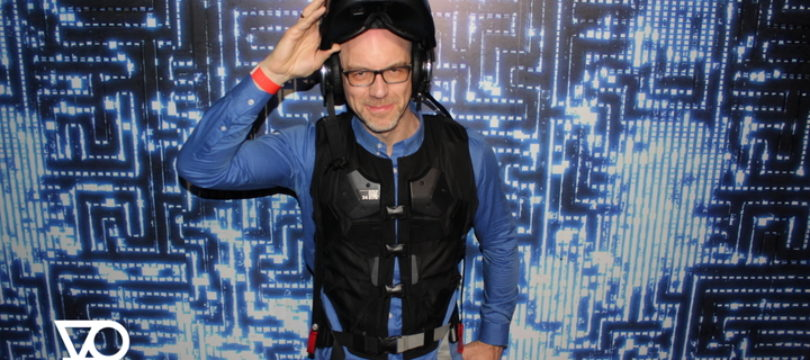 """Special Report: Virtual-Reality-""""Spielhalle"""" The Void ausprobiert – Teil 1"""