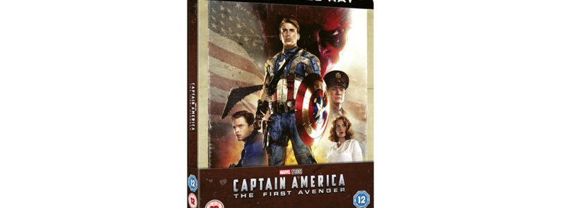 """Captain America: The First Avenger"": Zavvi bietet Steelbook mit deutschem Ton an"