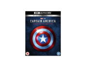 """""""Captain America"""": Trilogie auf Ultra HD Blu-ray mit englischem Atmos-Ton"""