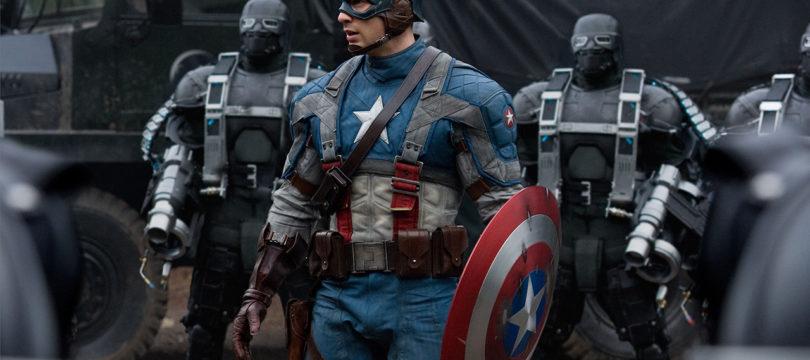 """""""Captain America: The First Avenger"""" auf 4K-Blu-ray mit englischem 3D-Ton"""