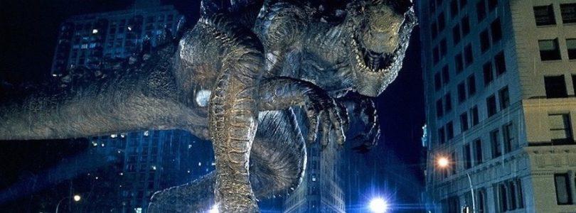 """""""Godzilla"""" (1998) auf 4K-Blu-ray mit englischem Atmos-Ton"""