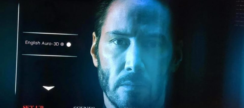 """John Wick"": Blu-ray Disc mit Auro-3D-Soundtrack?"