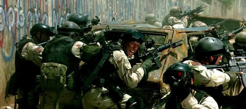 """""""Black Hawk Down"""" auf britischer 4K-Blu-ray mit englischem Atmos-Ton"""