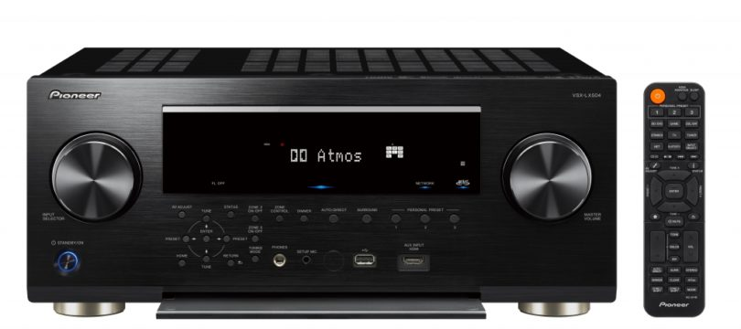 "Pioneer kündigt zwei ""IMAX Enhanced""-Receiver an"