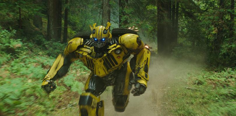 """""""Bumblebee"""" mit deutschem und englischem Atmos-Ton auf 4K-Blu-ray (auch als Steelbook)"""
