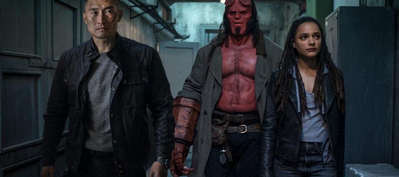 """Hellboy – Call Of Darkness"": Amazon listet bereits Blu-ray Disc und UHD-Blu-ray"