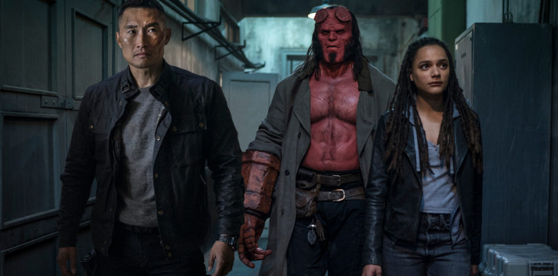 """Hellboy – Call Of Darkness"": Amazon listet bereits Blu-ray Disc und UHD-Blu-ray"
