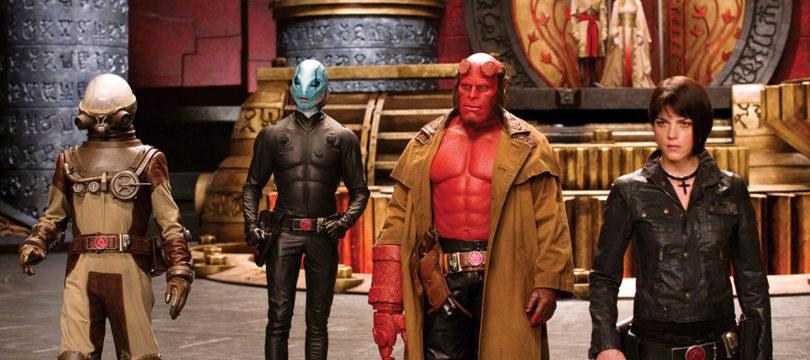 """""""Hellboy II: Die Goldene Armee"""" auf 4K-Blu-ray mit deutschem und englischem DTS:X-Ton"""