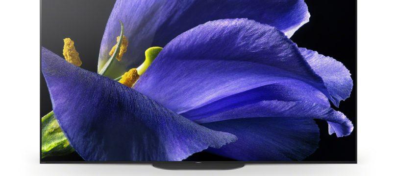 Sonys OLED-TVs der AG9-Serie in Kürze erhältlich