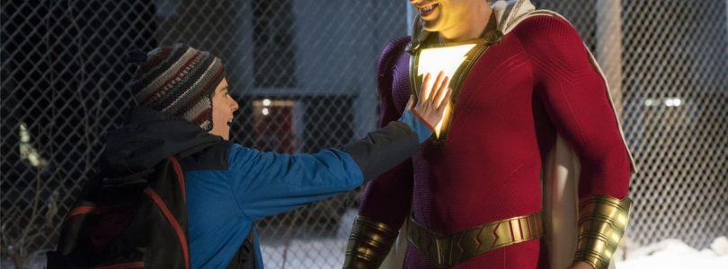 """""""Shazam!"""" als Steelbook auf Blu-ray und 4K-Blu-ray vorbestellbar"""